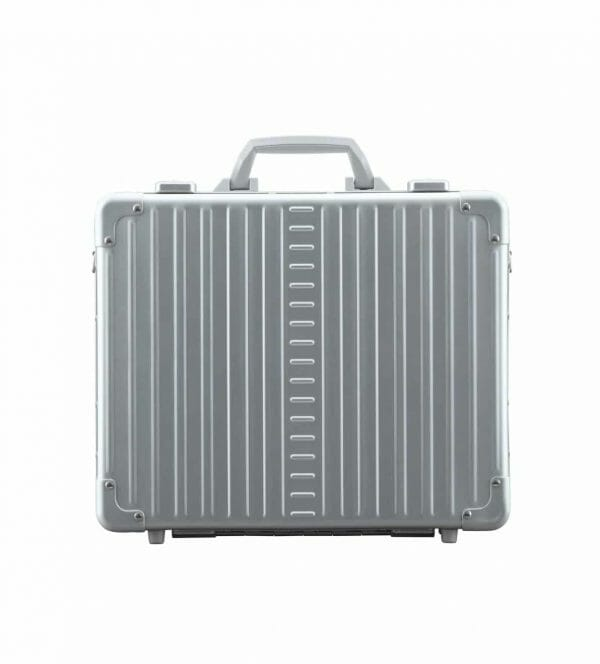 15 aluminum attache briefcase