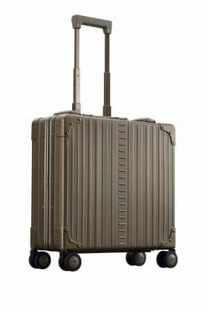 Wheeled Business Case bronze business case