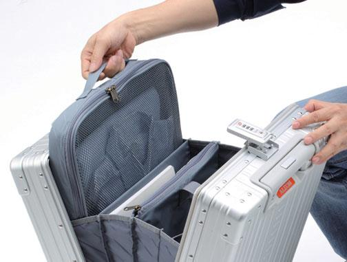 The Perfect Carry-on for the Frequent Traveler