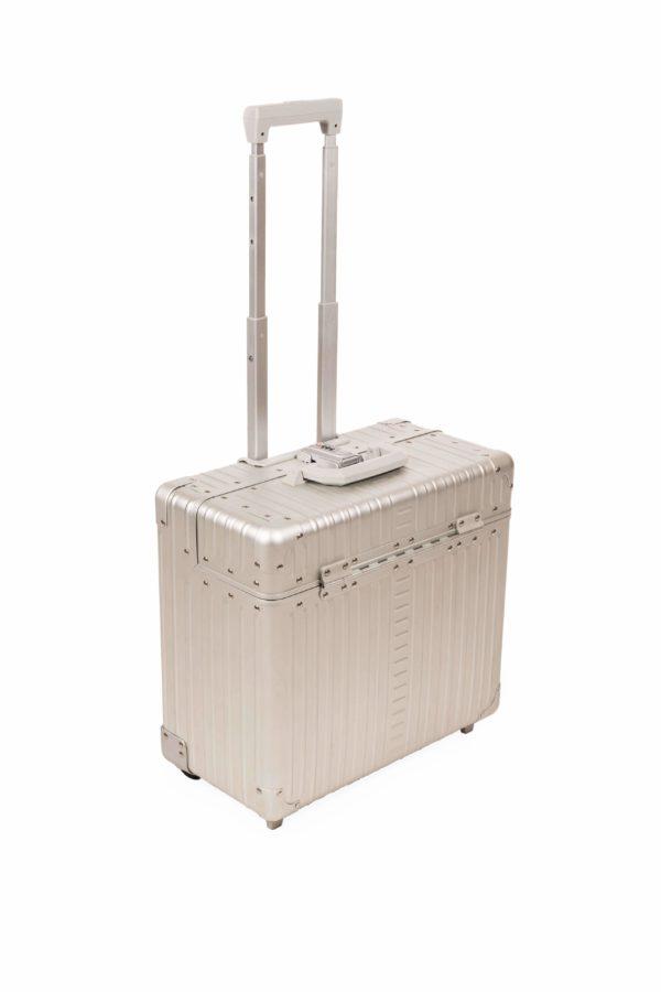 pilot case aluminum luggage