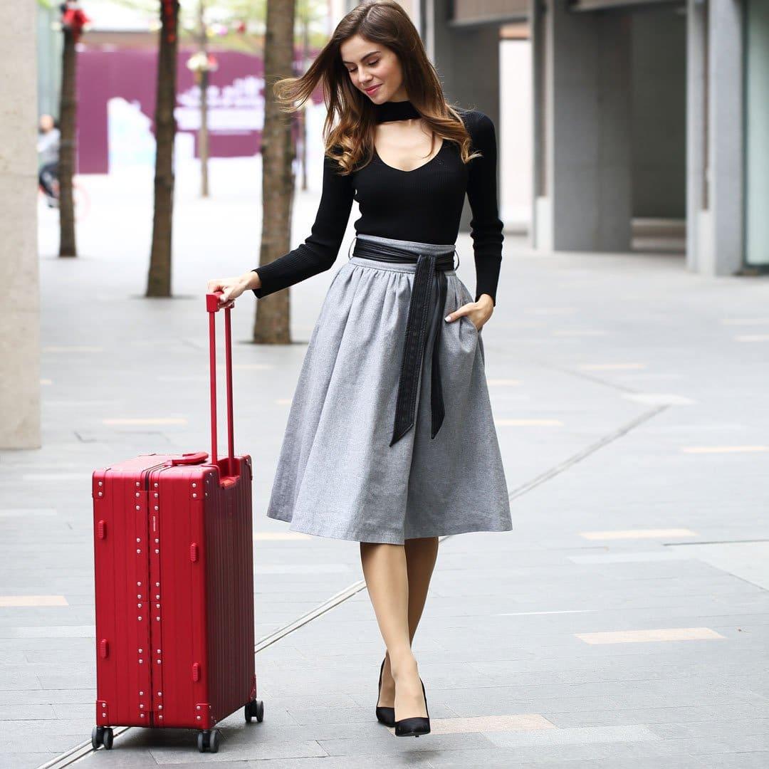 Why Aluminum Luggage and why Aleon Aluminum Luggage?