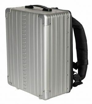 Aluminum Backpack